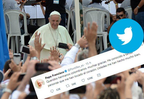 Francisco, el papa tuitero