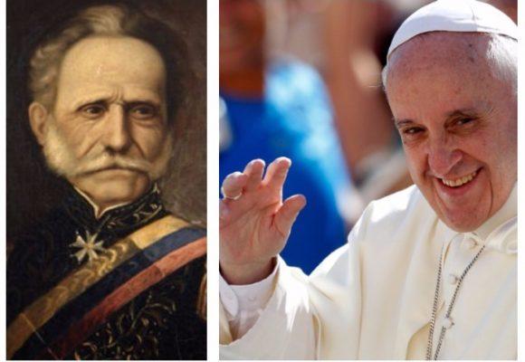 Si Tomás Cipriano de Mosquera estuviera vivo, el papa Francisco no arribaría a Colombia