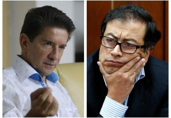 Aunque lo quieran negar, el gobernador Luis Pérez sí le cerró las puertas a Petro