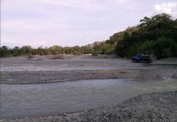 Desautorizan a ingenio azucarero la construcción de un carreteable en el lecho del río Bugalagrande