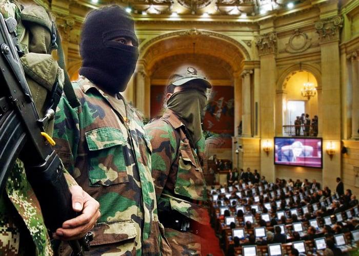 La infiltración de las Bacrim en la política colombiana