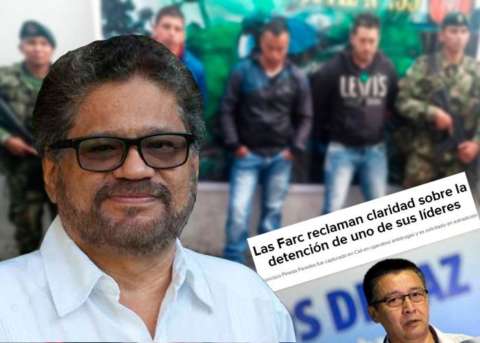 """¿Cómo reseñaron los medios a los 25 """"capos del narcotráfico"""" de la lista de las FARC?"""