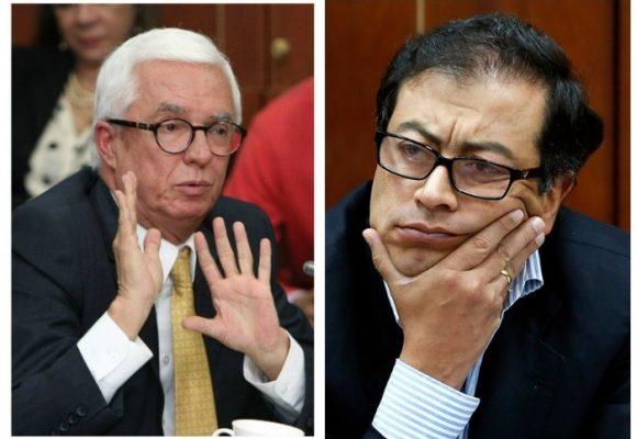 La diferencia entre Gustavo Petro y el senador Robledo: el exalcalde es un verdulero