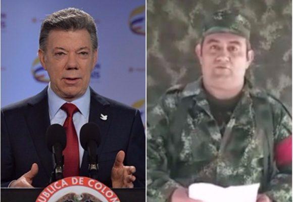 ¿Santos ya no quiere mas diálogos?