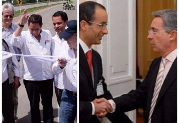 Las fotos que Santos, Uribe, Vargas Lleras y Andrade quisieran borrar