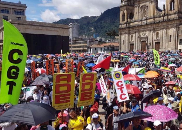 Réquiem por el sindicalismo colombiano