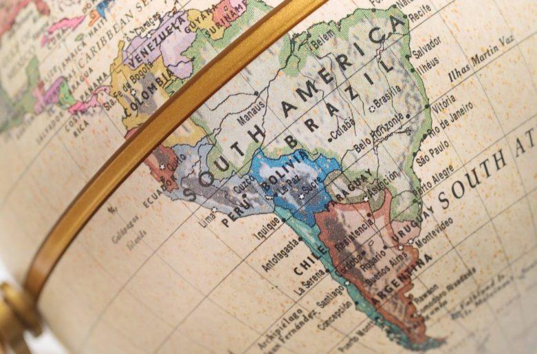 Un continente herido