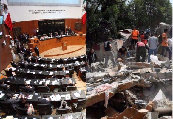 ¡Indignación! Partidos políticos mexicanos se niegan a dar recursos de campaña para damnificados