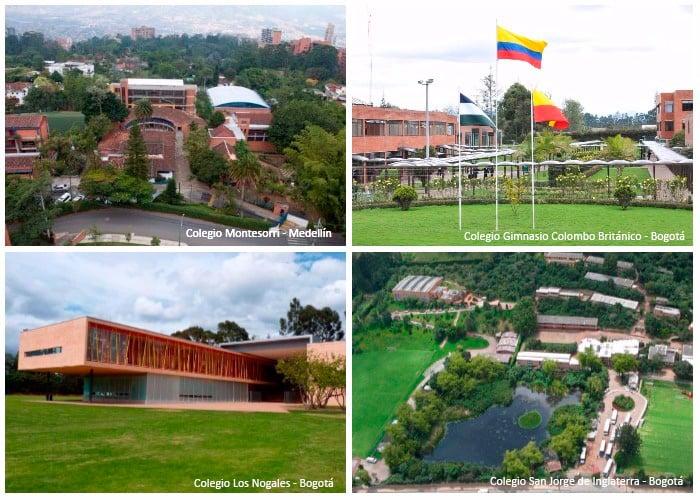 Los colegios triple A en Colombia según el ranking col-sapiens