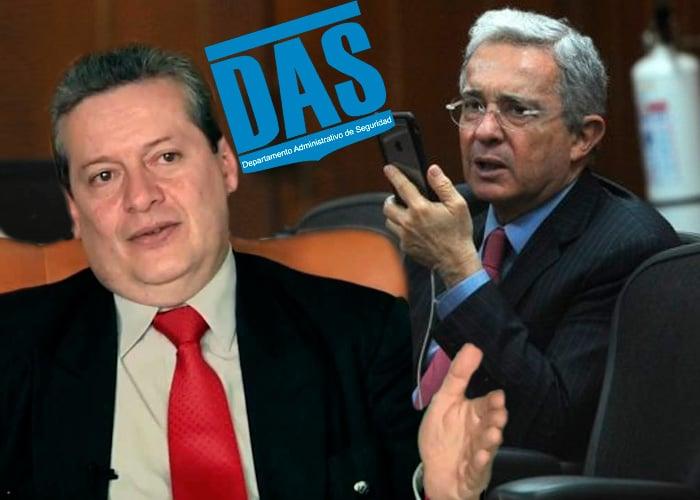 """""""Álvaro Uribe recibía personalmente los informes de las chuzadas del DAS"""""""