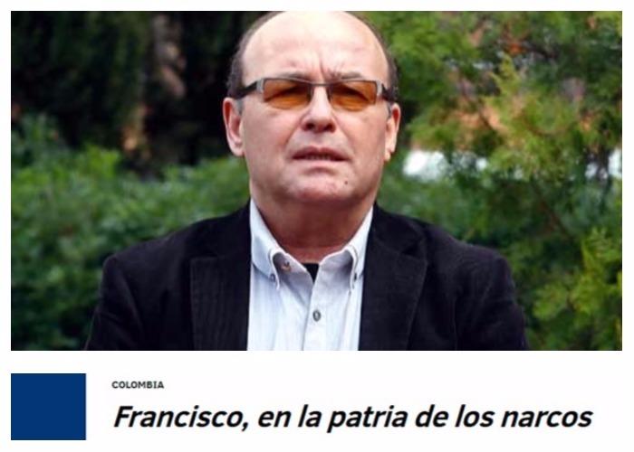 A José Manuel Vidal, por el ofensivo artículo sobre Medellín
