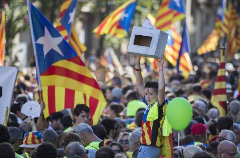 Cataluña, un referendo ilegal, pero legítimo