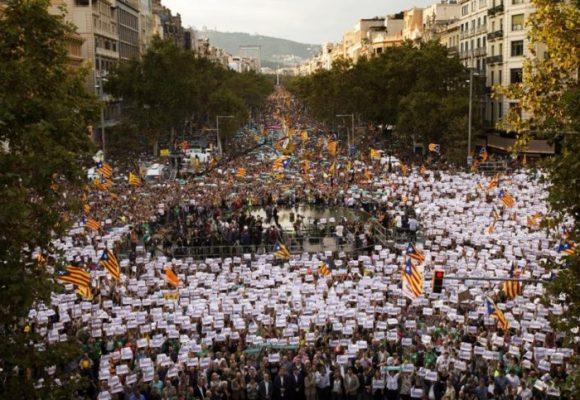 Cataluña, la risa te hace libre, te pone alas