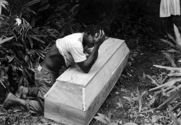 Jesús Abad Colorado, fotógrafo de la guerra que exhorta a la paz