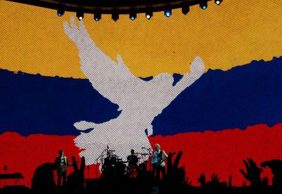 Bono logró que hasta los seguidores de Álvaro Uribe celebraran la paz con las Farc