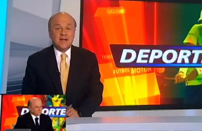 Carlos Antonio Vélez regresa a RCN con todo su uribismo, su