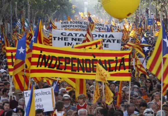 Cataluña con Barcelona como capital votó por su independencia
