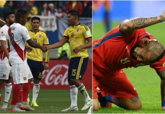 Abogados chilenos demandaron partido entre Colombia y Perú y la FIFA los escuchó