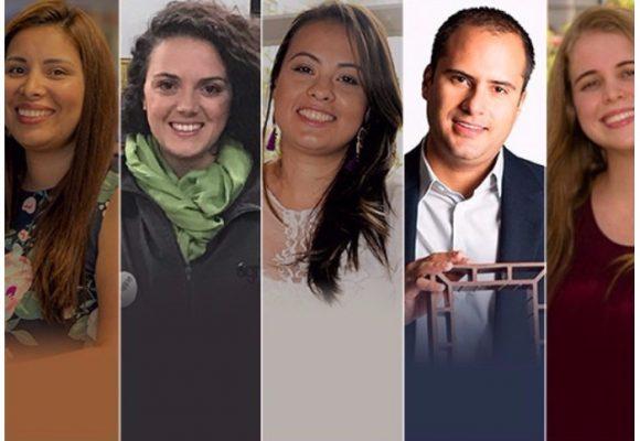Los cinco colombianos ganadores del premio de la prestigiosa universidad MIT