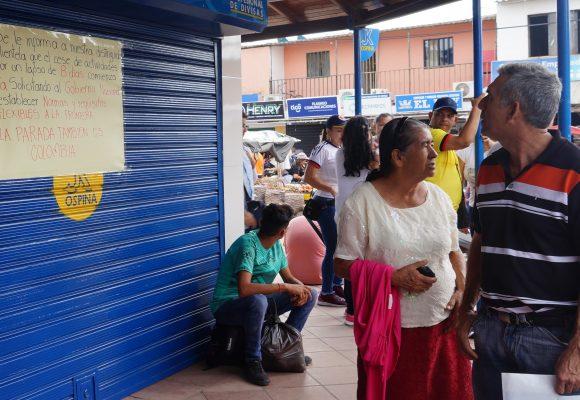 La DIAN azota a los cambistas de bolívares en Cúcuta