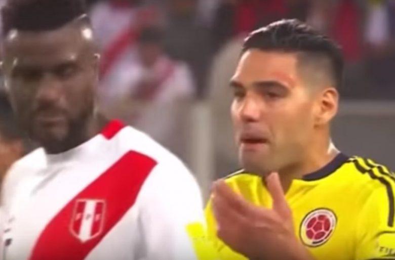 Video: el momento en que Colombia y Perú arreglan el empate para sacar a Chile
