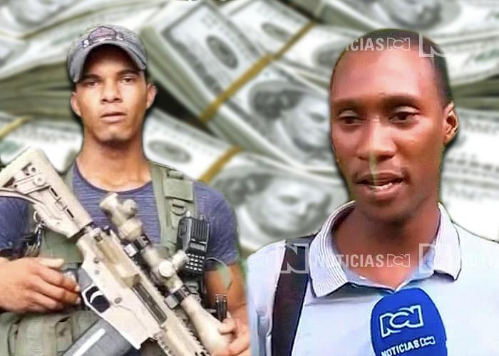 Cayó el gran capo de la coca en Tumaco: estos dos son sus herederos
