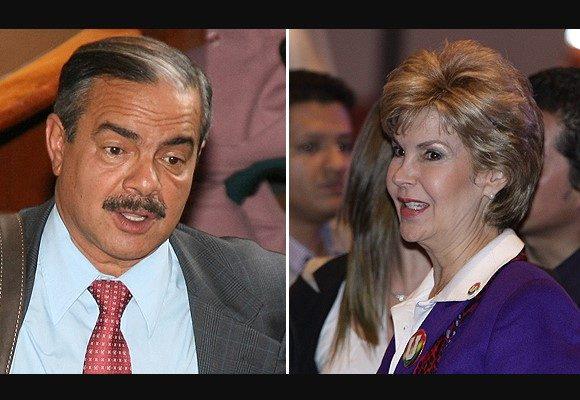 Los ex congresistas Piedad Zucardy y Javier Caceres empacan maletas desde Cartagena para venir a la Corte