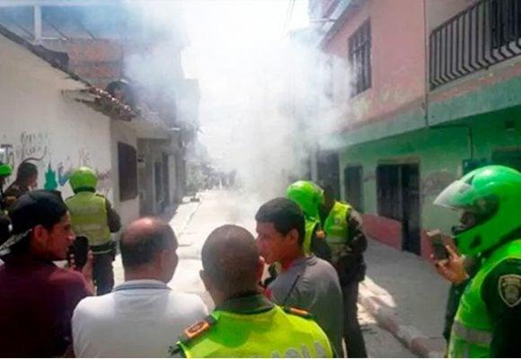 El ejército trabó con 840 kilos de Marihuana a toda Florencia, Caquetá