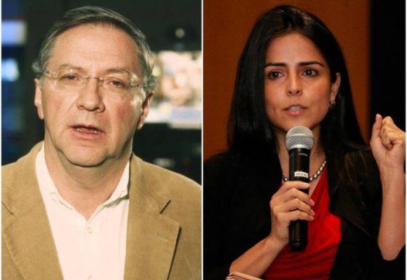 El contrato de la periodista Claudia Palacios que le costó la cabeza al gerente de Canal Capital