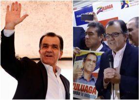 Óscar Iván Zuluaga espera ganar la presidencia en primera vuelta