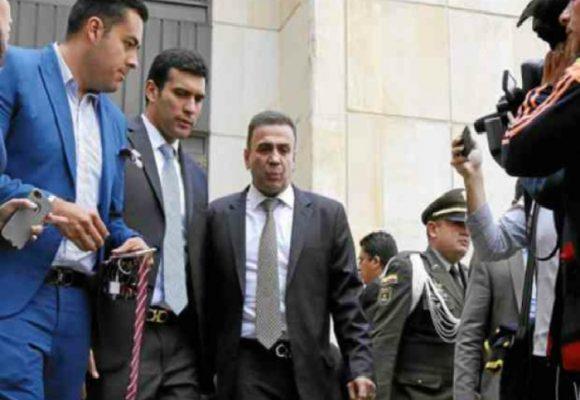 Musa Besaile, preso en La Picota, sigue recibiendo sueldo como congresista