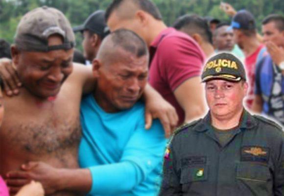 Un coronel de la Policía deberá dar la cara por la tragedia de Tumaco