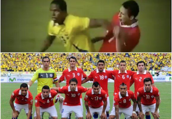 Por qué la selección de Chile es la más detestable de Suramérica. VIDEO