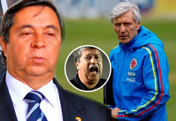 El poderoso dirigente, amigo del Bolillo, que le hace la vida imposible a Pékerman en la Selección