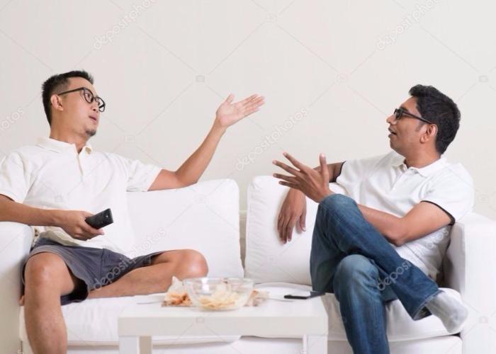 Disentir no aleja al amigo