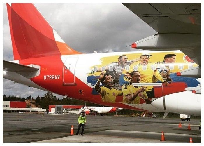 El abuso de Avianca para ver el partido de Colombia en Barranquilla