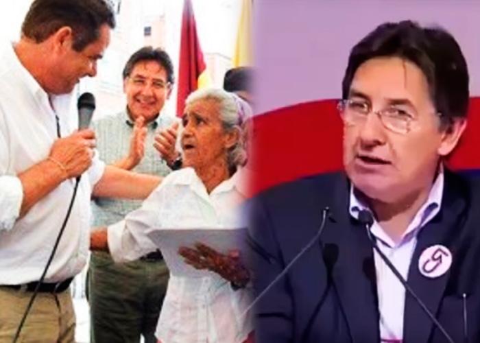 Néstor Humberto Martínez y su vínculo con Cambio Radical del que quiere zafarse