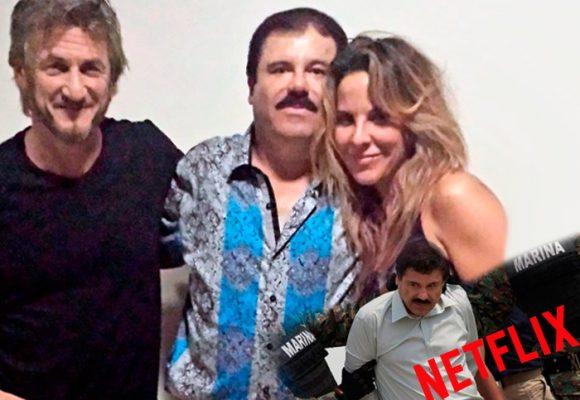 La mexicana Kate del Castillo revela su tormentosa historia con el Chapo Guzmán