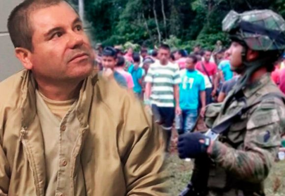 El Cartel de Sinaloa del Chapo Guzmán, manda en Tumaco