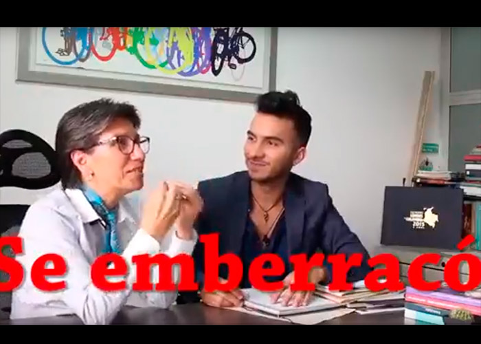 VIDEO: La verdadera razón por la que Claudia López es
