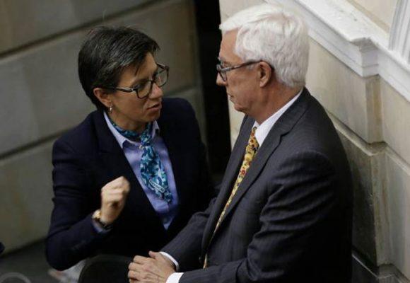 Cuando Claudia y Robledo hablan, los corruptos tiemblan