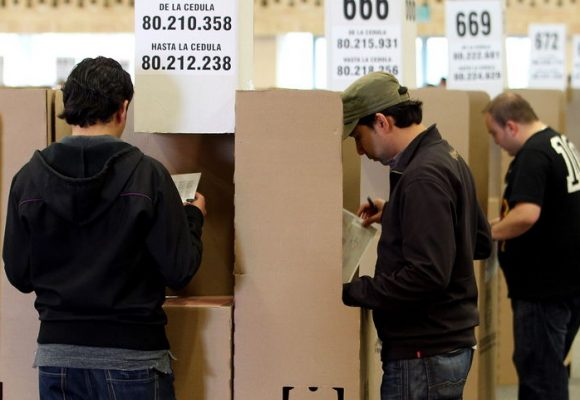 """""""El voto que no contribuye a la formación del gobierno no es inútil, sino expresivo"""""""