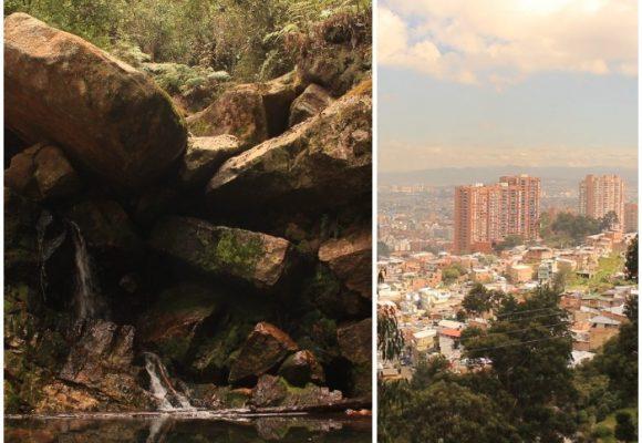 VIDEO: Las Delicias, la quebrada en Bogotá que pasó de basurero a destino turístico