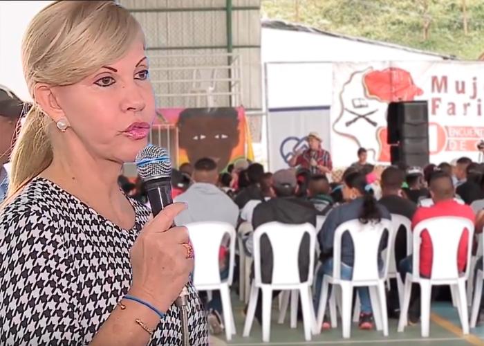 El partido de las Farc estrena poder en la Gobernación del Valle