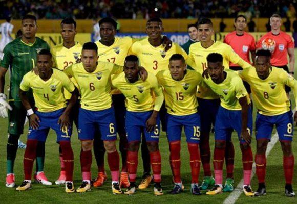 ¡Que no hablen tanto los argentinos!: 5 jugadores de Ecuador jugaron enguayabados contra Argentina
