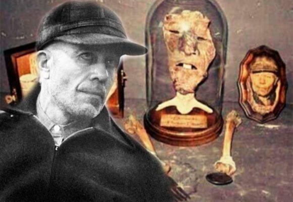 El asesino que fabricaba carteras, chaquetas y muebles con la piel de sus víctimas