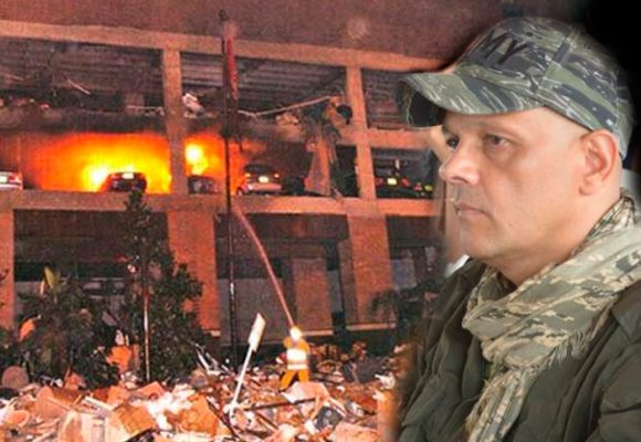 El Paisa, el bombardero detrás del atentado al club El Nogal