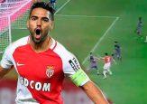 VIDEO: Falcao vuelve a enloquecer a Europa con gol en la Champions