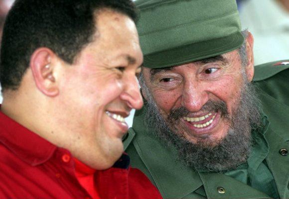 Ese cuento del castrochavismo de Uribe sí que sirvió