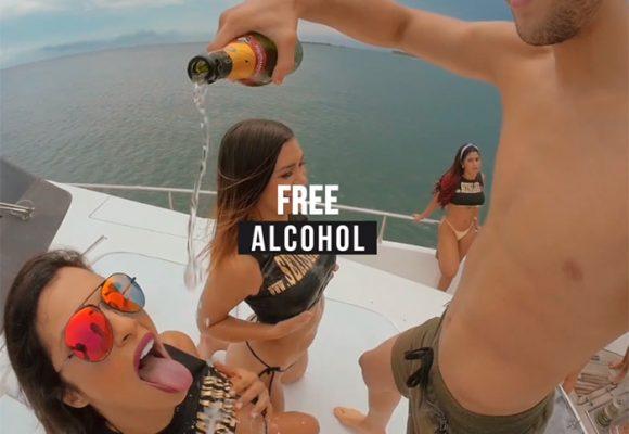 VIDEO: $15 millones por sexo, drogas y alcohol ilimitado en Cartagena: polémica rumba